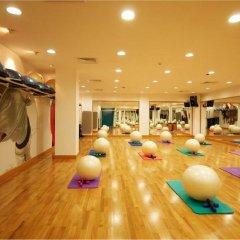 Hotel Suadiye фитнесс-зал