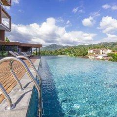 Отель Q Conzept Boutique Residence Таиланд, Карон-Бич - отзывы, цены и фото номеров - забронировать отель Q Conzept Boutique Residence онлайн приотельная территория