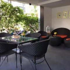 Отель Marigold Ramkhamhaeng Boutique Apartment Таиланд, Бангкок - отзывы, цены и фото номеров - забронировать отель Marigold Ramkhamhaeng Boutique Apartment онлайн интерьер отеля фото 2
