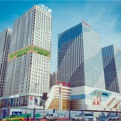 Отель Jindi Holiday Hotel Китай, Сиань - отзывы, цены и фото номеров - забронировать отель Jindi Holiday Hotel онлайн бассейн фото 2