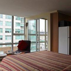 Отель 910 Beach Apartment Hotel Канада, Ванкувер - отзывы, цены и фото номеров - забронировать отель 910 Beach Apartment Hotel онлайн комната для гостей фото 5