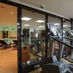 Гостиница Crowne Plaza Minsk фитнесс-зал фото 4