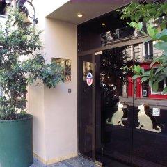 Отель Hôtel Monte Carlo вид на фасад фото 2