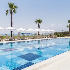 Отель Crystal Boutique Beach +16 Богазкент бассейн фото 2