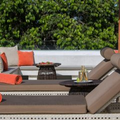 Отель Luxury Villa Pina Colada бассейн фото 2
