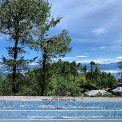Отель at the End of the Universe Непал, Нагаркот - отзывы, цены и фото номеров - забронировать отель at the End of the Universe онлайн бассейн фото 3