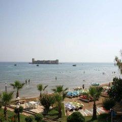 Eylul Hotel пляж фото 2
