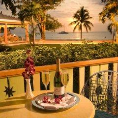Отель Grand Pineapple Beach Negril All Inclusive балкон