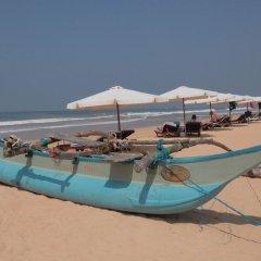 Отель Panchi Villa пляж
