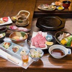 Отель Yamanoyado Reisen Kannojigoku Ryokan Минамиогуни питание фото 3