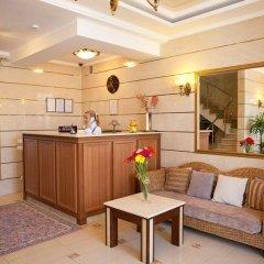Гостиница Вилла Панама интерьер отеля