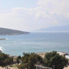 Hotel Villa Jasmin пляж