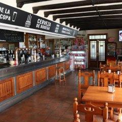 Отель Hostal Puerta de Monfragüe гостиничный бар