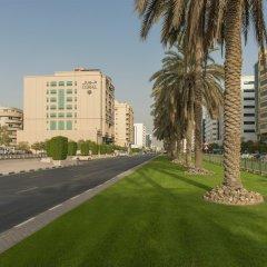 Отель Coral Deira Дубай городской автобус