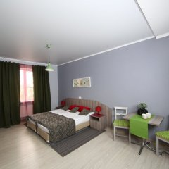 Hotel Lokatsia комната для гостей