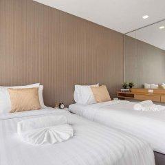 Отель Cetus Residence By Favstay комната для гостей