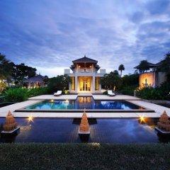 Отель Tadarawadi Pool Villa at Phoenix Golf бассейн