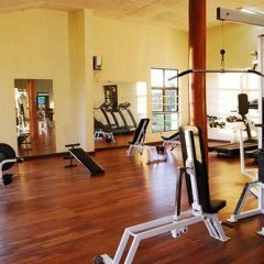 Отель Obudu Mountain Resort фитнесс-зал