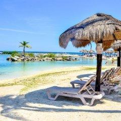 Отель Aventuras Club Lagoon пляж фото 2