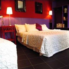 Отель Hôtel Monte Carlo комната для гостей