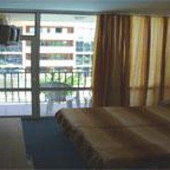Отель Arda Болгария, Солнечный берег - отзывы, цены и фото номеров - забронировать отель Arda онлайн комната для гостей фото 8
