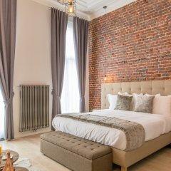 Отель Secret Suites Brussels Royal Брюссель комната для гостей фото 3