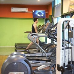 Отель Ravipha Residences фитнесс-зал фото 4