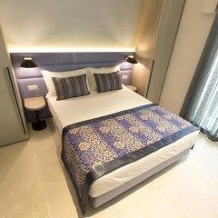 Отель Villa Hermosa Италия, Риччоне - отзывы, цены и фото номеров - забронировать отель Villa Hermosa онлайн комната для гостей фото 4