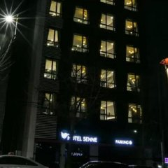 Hotel Senne парковка