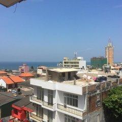 Отель Yoho Hotel Sunshine Шри-Ланка, Коломбо - отзывы, цены и фото номеров - забронировать отель Yoho Hotel Sunshine онлайн балкон