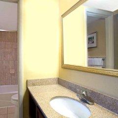 Отель Days Inn by Wyndham Washington DC/Gateway ванная