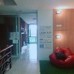 Отель Homey Donmueang Бангкок интерьер отеля фото 2