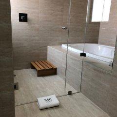 Отель Suites Mi Casa Мексика, Мехико - отзывы, цены и фото номеров - забронировать отель Suites Mi Casa онлайн ванная фото 2