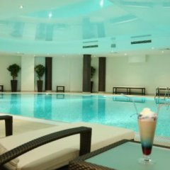 Гостиница Crowne Plaza Minsk бассейн фото 3