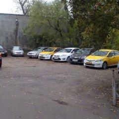 Hostel Monarkh парковка