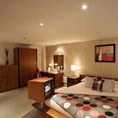 Апартаменты Gallery Apartments комната для гостей фото 4
