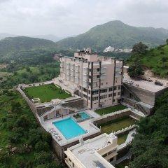 Отель The G Mount Valley Resort & Spa бассейн