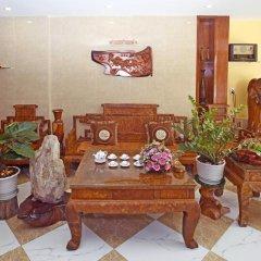 Отель Nam Dong Далат питание