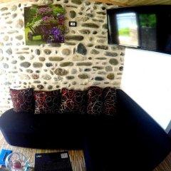 Отель Vila ILIRIA Албания, Ксамил - отзывы, цены и фото номеров - забронировать отель Vila ILIRIA онлайн удобства в номере фото 2