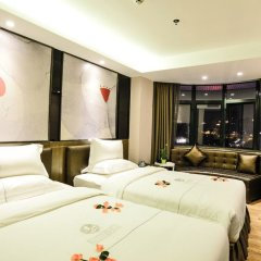 Отель Dunhe Apartment Китай, Гуанчжоу - отзывы, цены и фото номеров - забронировать отель Dunhe Apartment онлайн спа