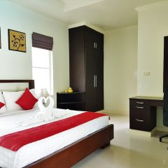 Отель Karon Beach Walk Villa удобства в номере
