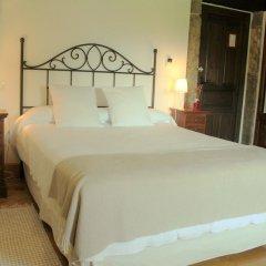 Отель La Casona de Suesa сейф в номере