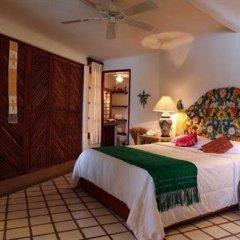 Отель Casa Cuitlateca Мексика, Сиуатанехо - отзывы, цены и фото номеров - забронировать отель Casa Cuitlateca онлайн комната для гостей фото 2