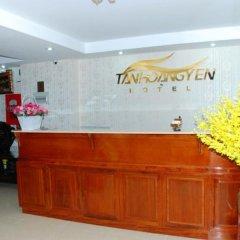 Tan Hoang Yen Phan Van Tri Hotel интерьер отеля