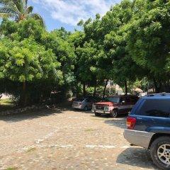 Hotel Arcoiris парковка