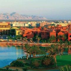 Отель Steigenberger Golf Resort El Gouna Египет, Хургада - отзывы, цены и фото номеров - забронировать отель Steigenberger Golf Resort El Gouna онлайн пляж фото 2