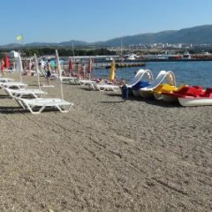 Гостиница Satin Guest House пляж фото 2