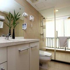 Отель Lian Jie Пекин ванная