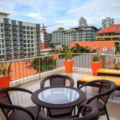 Отель New Nordic Suite 1 балкон