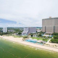 Отель Ambassador City Jomtien Pattaya - Ocean Wing пляж фото 2